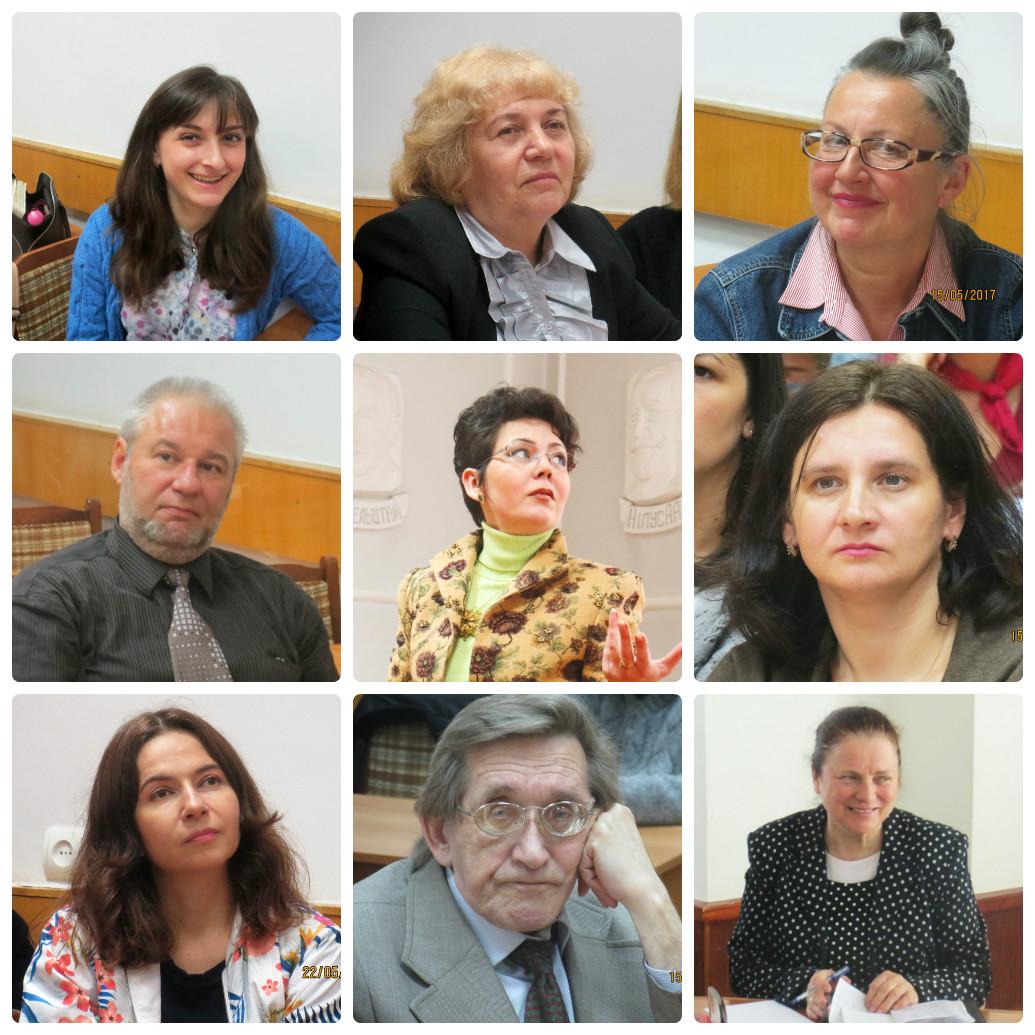 2016-2017 рр. Педагогічна майстерність в ОНПУ. Заняття