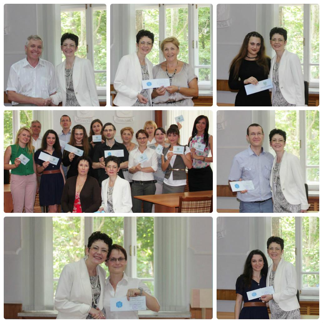 2013-2014 рр. Педагогічна майстерність в ОНПУ