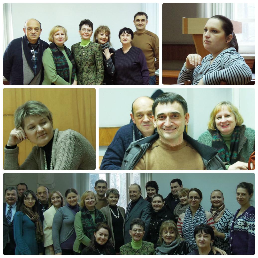 2015-2016 рр. Педагогічна майстерність в ОНПУ. Заняття