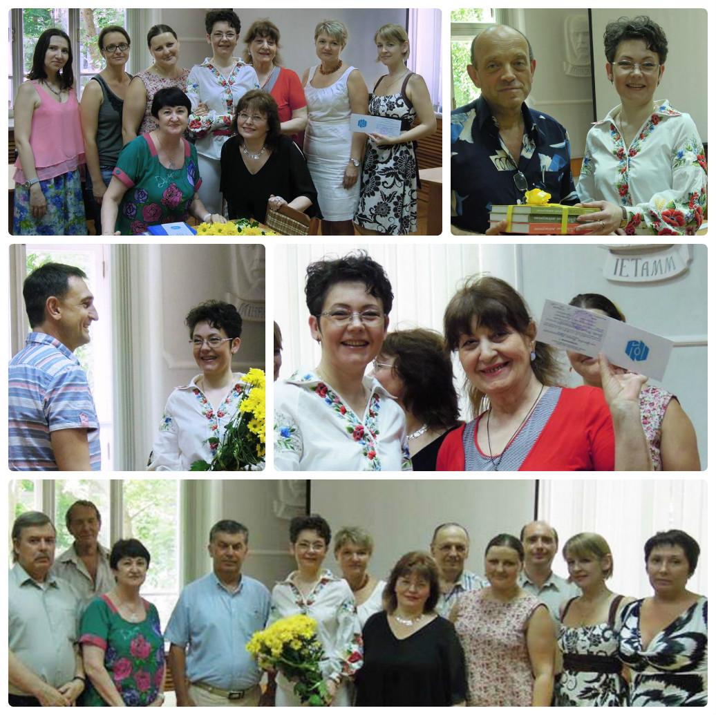 2015-2016 рр. Урочисті нагородження кращих педагогів ОНПУ